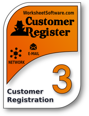 CustomerRegister 3 for Windows, CustomerRegister 3 for Linux 32 bit, CustomerRegister 3 for Linux 64 bit